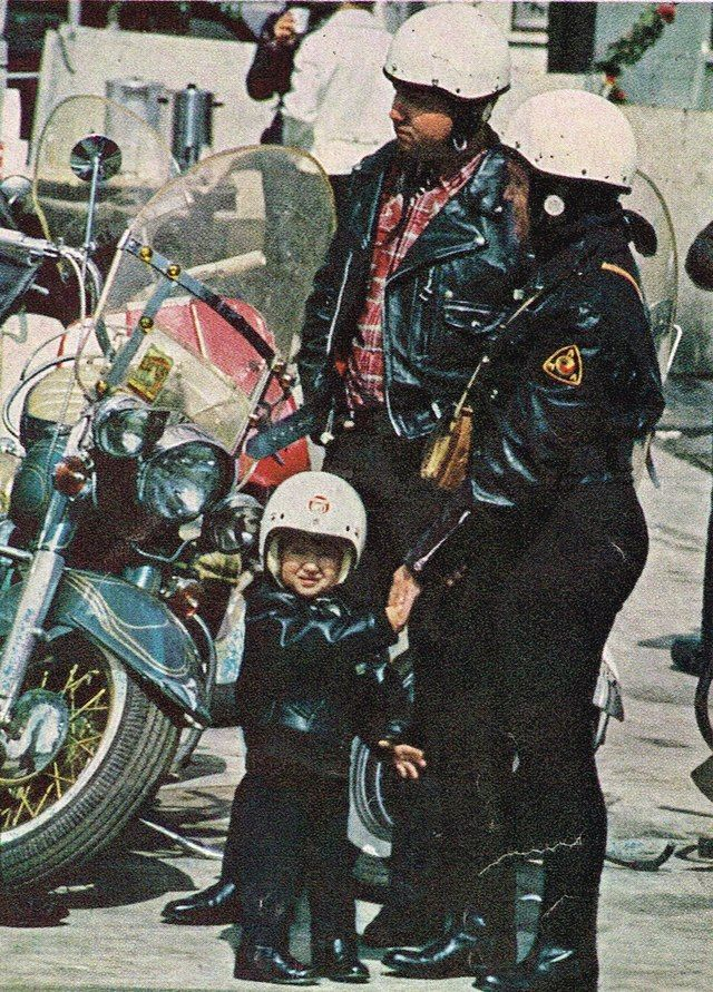 Los Angeles Motorcycle Club | OldRide.com | Memory Lane | Pinterest ...