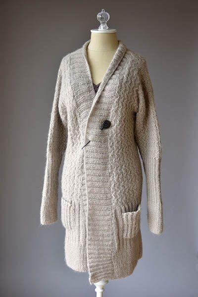 Fireplace Cardigan - Free Knitting Pattern   Knitting   Pinterest ...