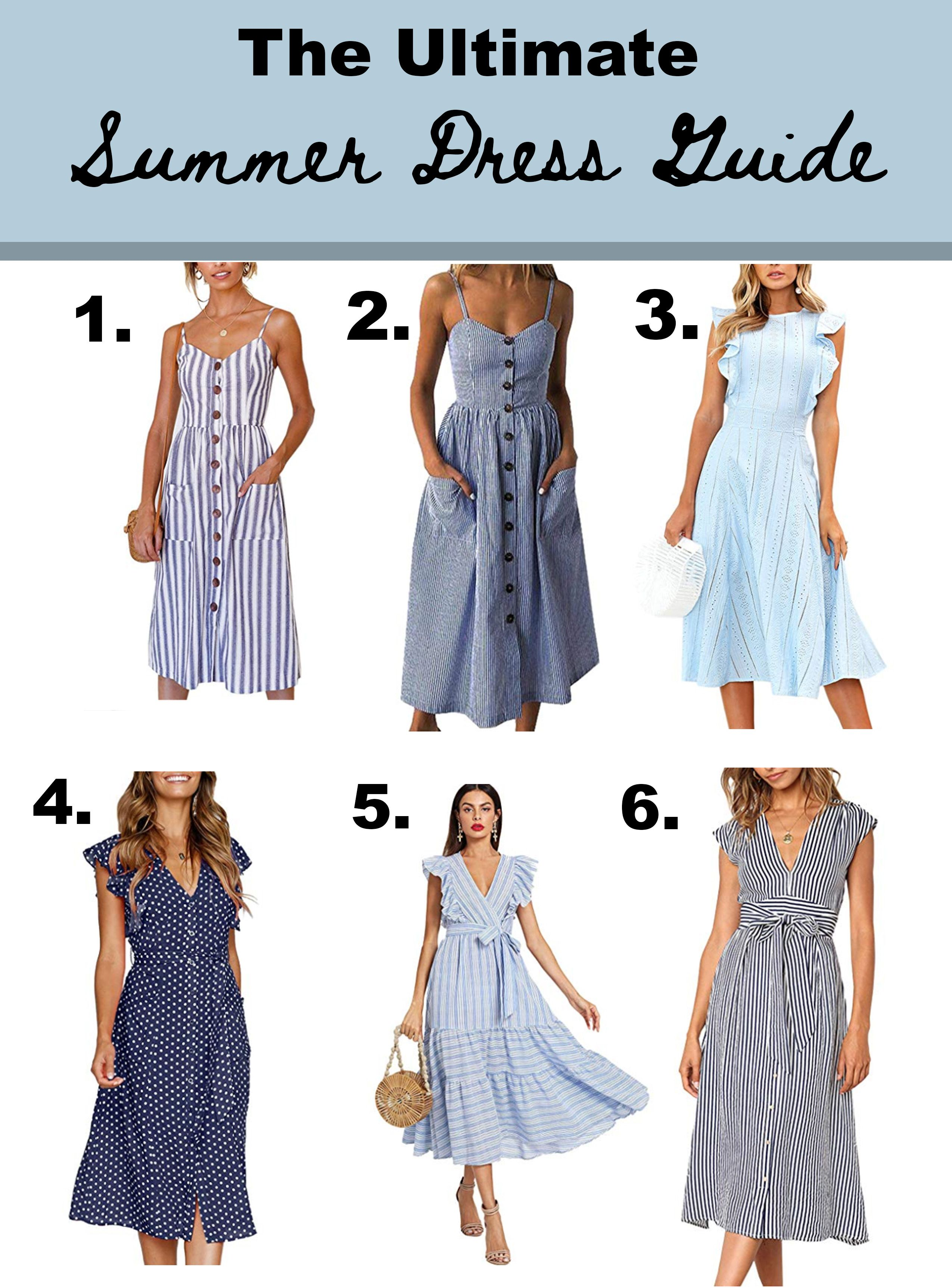 Ultimate Summer Dress Guide From Amazon Family Photo Outfits Amazon Dresses Family Picture Outfits [ 3450 x 2550 Pixel ]