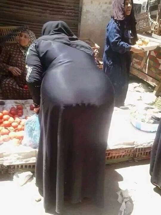 Real arab ass