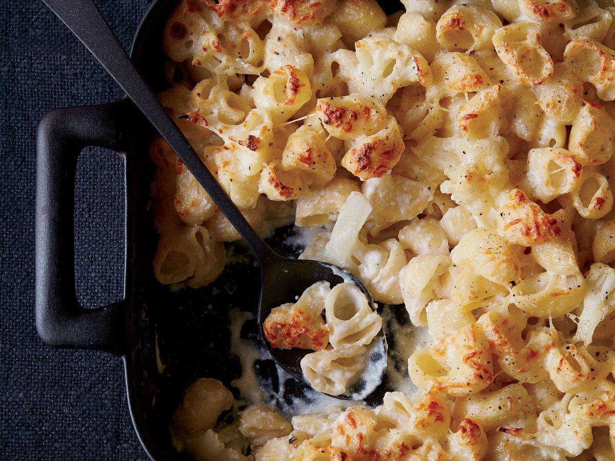 Cauliflower And Ricotta Mac And Cheese Recipe Recipe Mac And Cheese Recipes Food