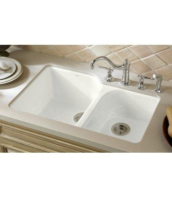 Sink Option 3 Offset Bowl Sizes Double Bowl Kitchen Sink