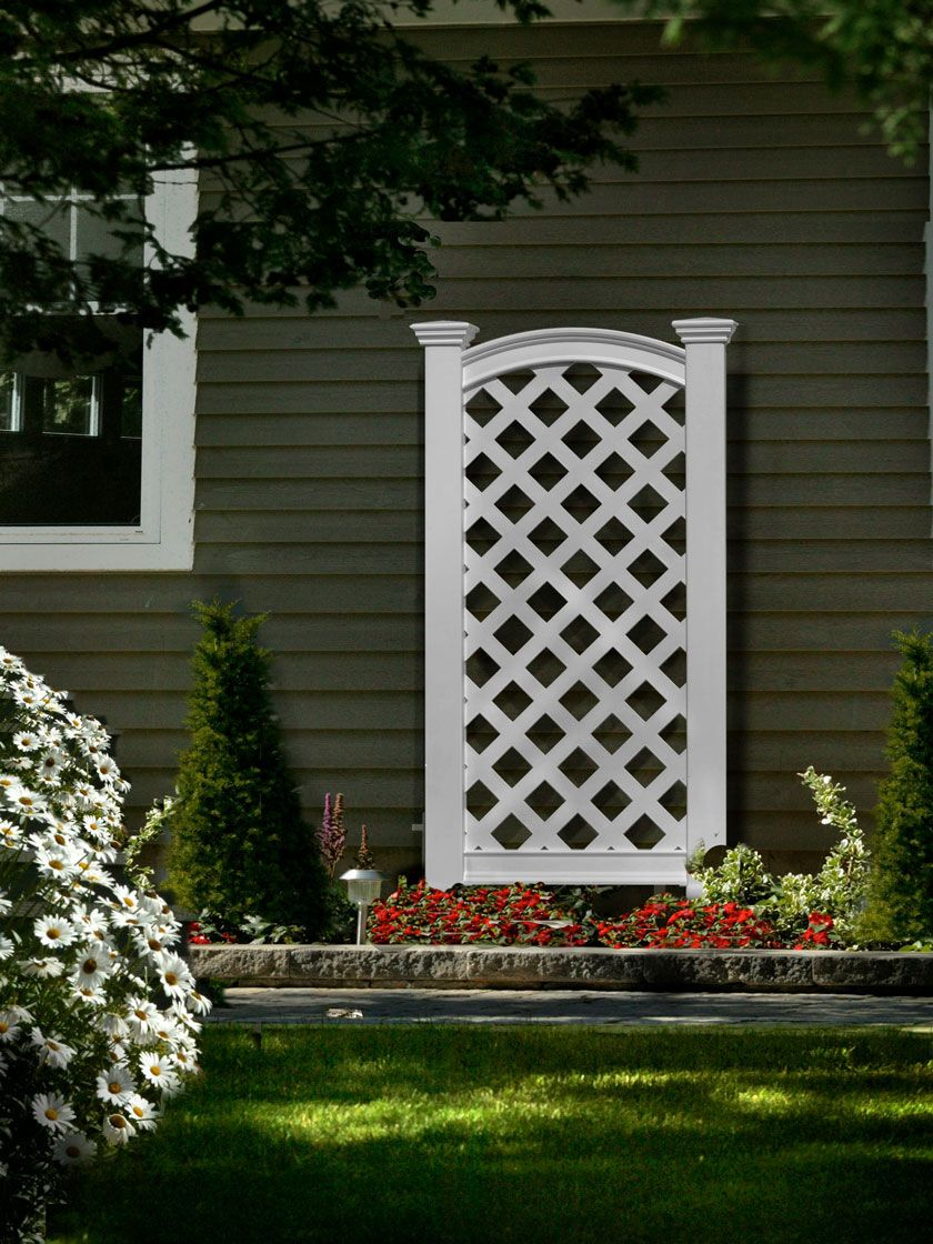 Luxembourg Vinyl Privacy Screen In 2020 Backyard Privacy Screen Privacy Screen Outdoor Backyard Privacy