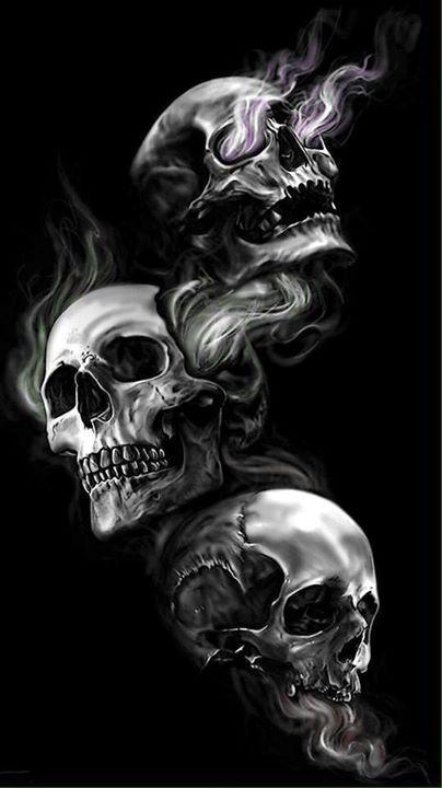 Smoking Skulls                                                                                                                                                      More