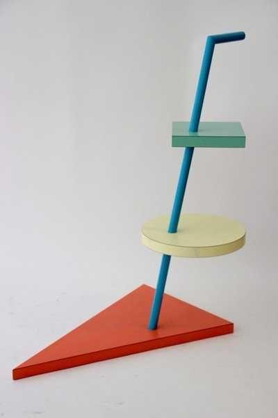 Javier MARISCAL (1950) ; EDITION MEMPHIS ; 1982 #memphisdesign