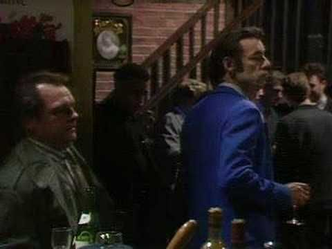 Best moment in only fools and horses! Del Boy bar fall