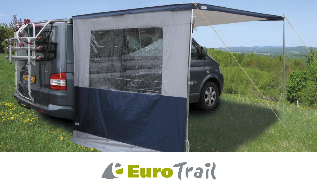 Eurotrail Fjord Campervan Camper Sidewall Awning Vw T4 T5 T6 Lwb Swb 240x180 Cm 8712318010900 Ebay Vw T4 Bus Camper Campervan