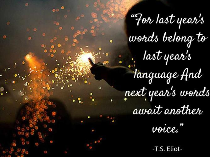 Read more TS Eliot quotes on The Culture Trip.
