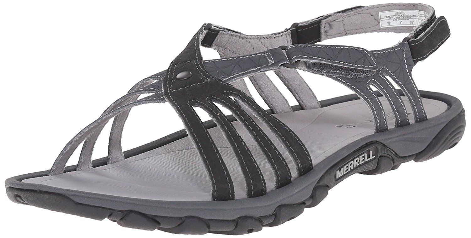 3f8e4f502683 Merrell Women s Enoki Link Strappy Sandal     Find out more about ...