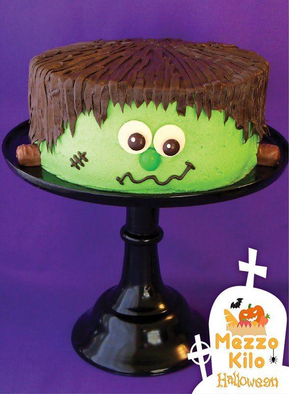 Torta di Halloween! #fileni #food #cibo #cucina #ricette #cooking ...
