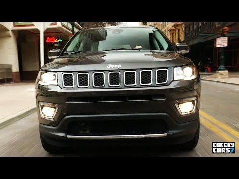 2018 Jeep Compass Limited Test Drive Youtube Jeep Compass