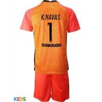 Maglie da calcio Paris Saint-Germain Portiere Keylor Navas #1 ...