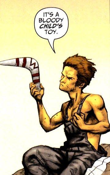 Captain Boomerang (Character) - Comic Vine   DC Universe