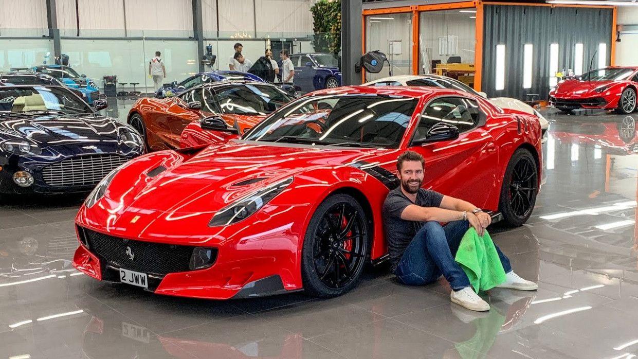 9 Wallpaper 2020 Ferrari Berlinetta In 2020 Ferrari Berlinetta Ferrari F12 Ferrari F12 Tdf