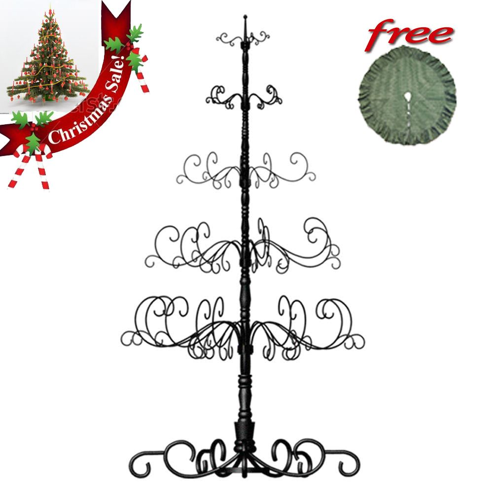 Patch Magic: Wrought Iron Christmas Tree 7ft $149 | Wrought Iron ...
