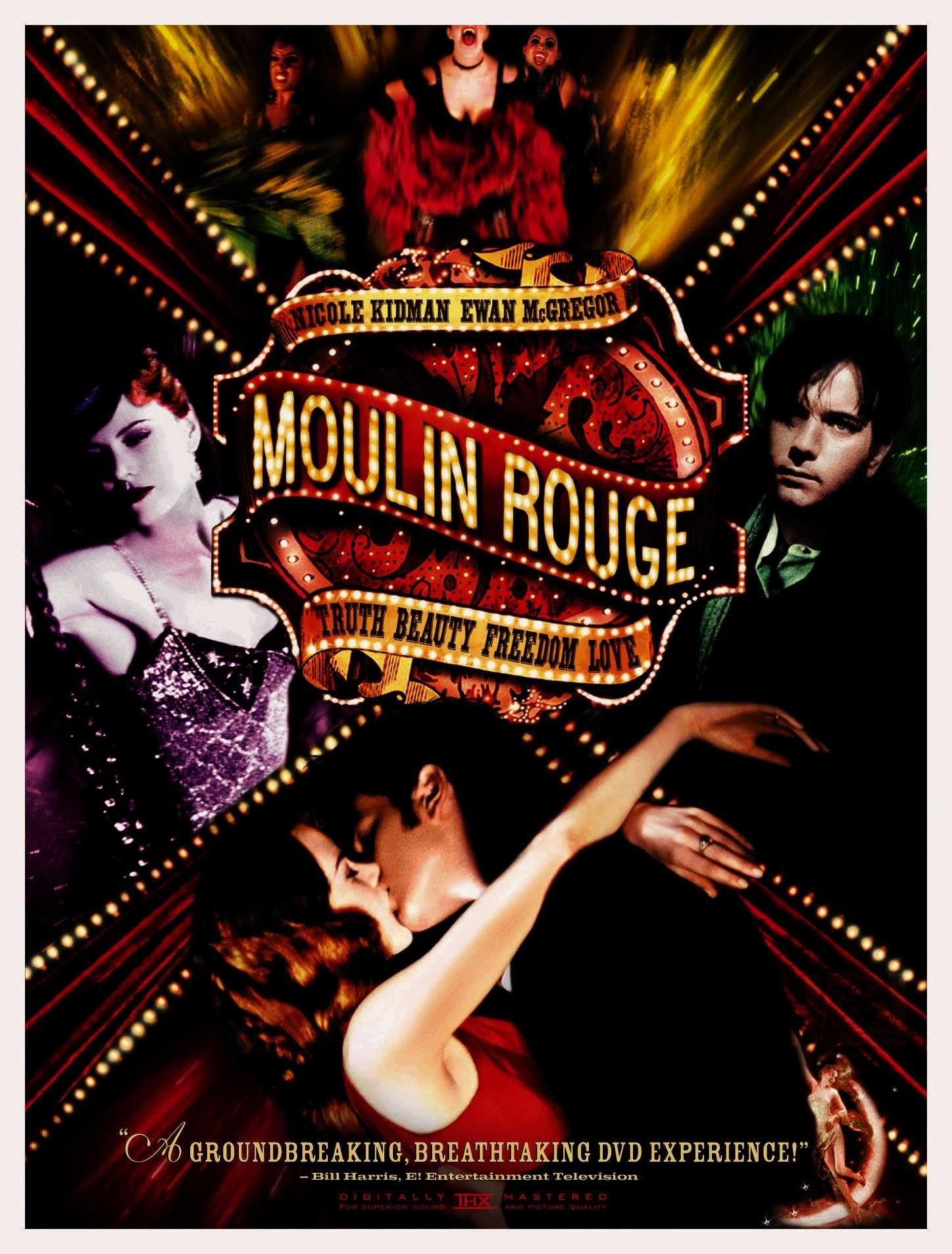 Moulin Rouge Series Y Peliculas Peliculas Poster De Peliculas