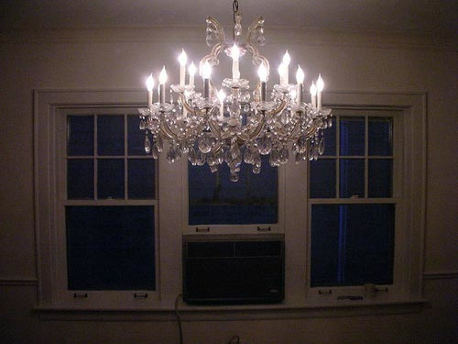 How to clean a crystal chandelier chandeliers crystals and how to clean a crystal chandelier aloadofball Images