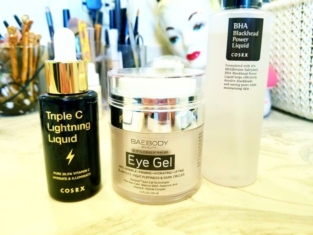I Use These Three Products Religiously Every Night Cosrx Triple C