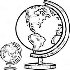 Risultati Immagini Per Mappamondo Disegno Facile Istruzione