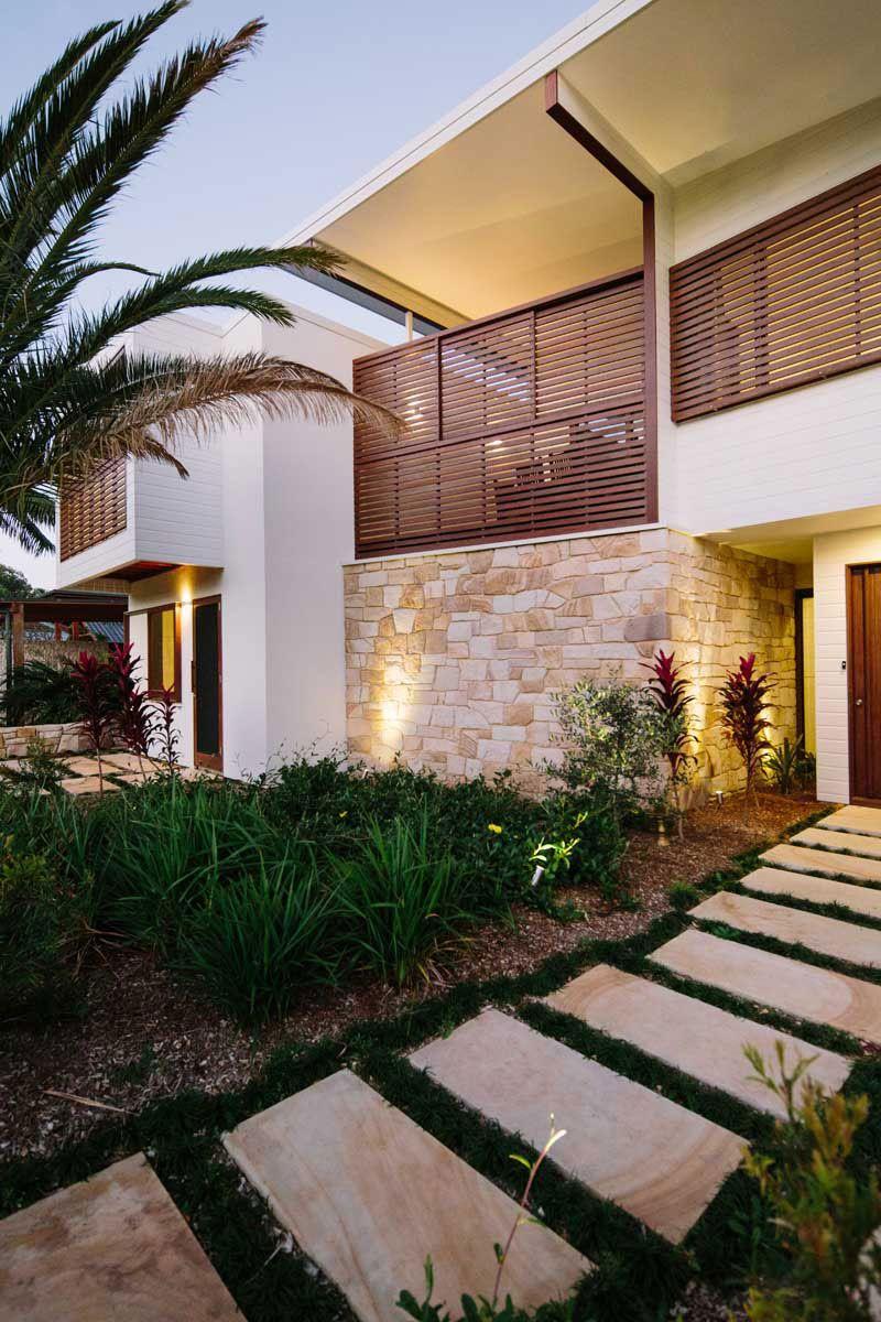 Byron Bay Beach Home By Davis Architects Thuis Toetsen En Raam - Byron bay beach home designed by davis architects
