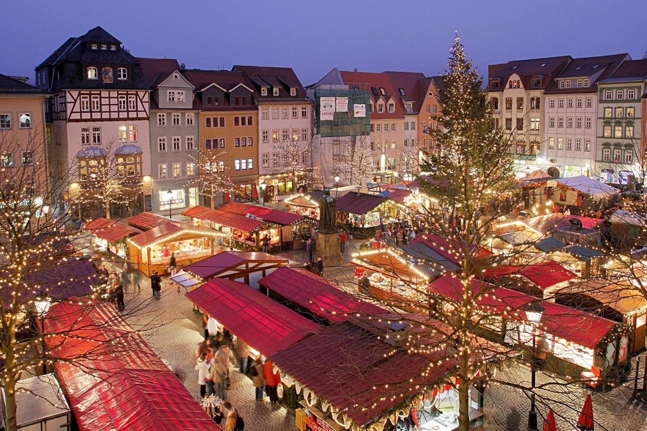 Strasbourg Christmas Market, Austria