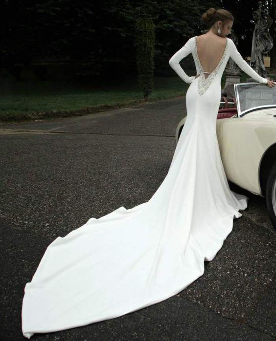 Sésame, ouvre-toi ! - La robe de mariée |