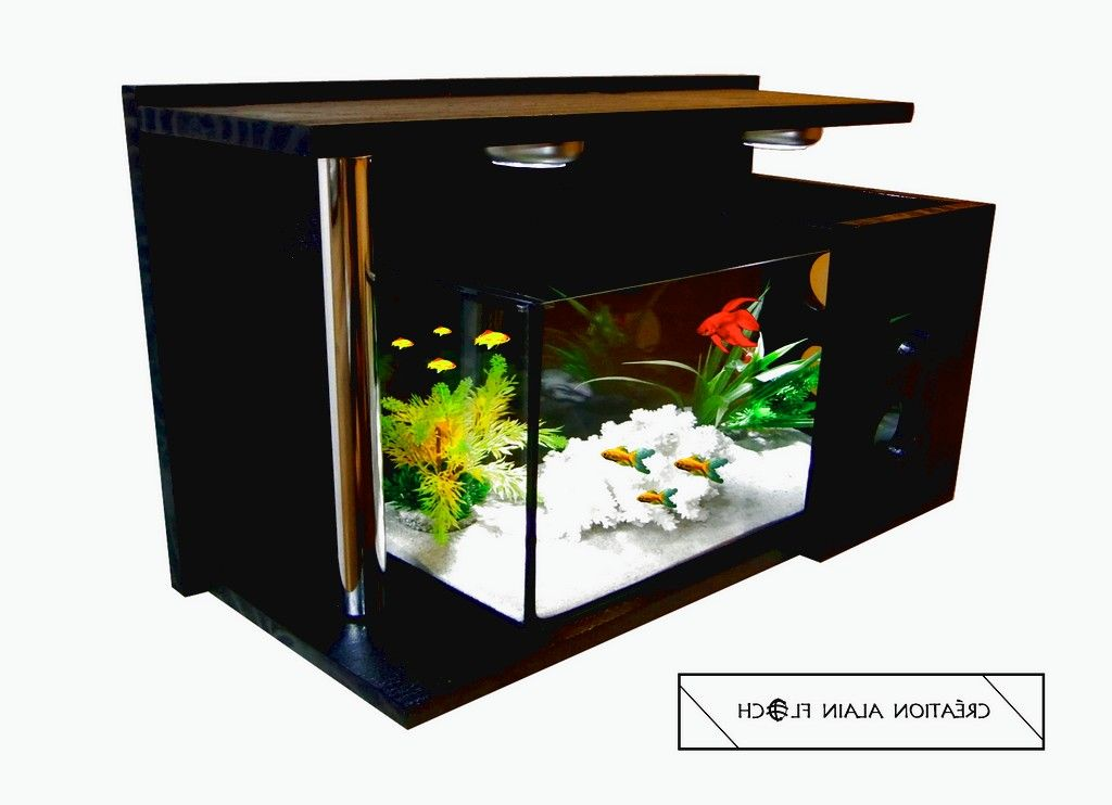 table basse aquarium le bon coin