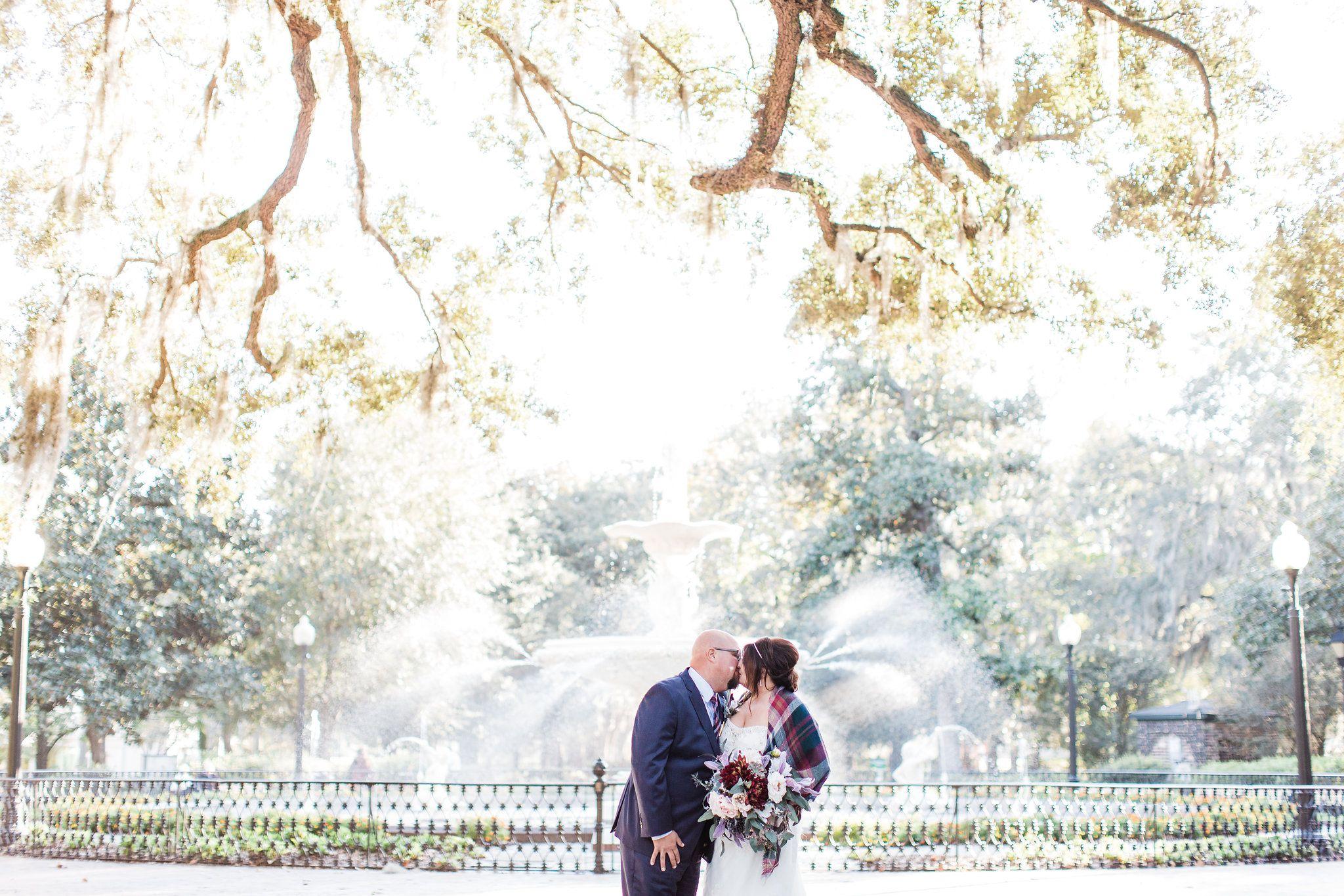 Kristy + Rob Savannah wedding photographer, Savannah