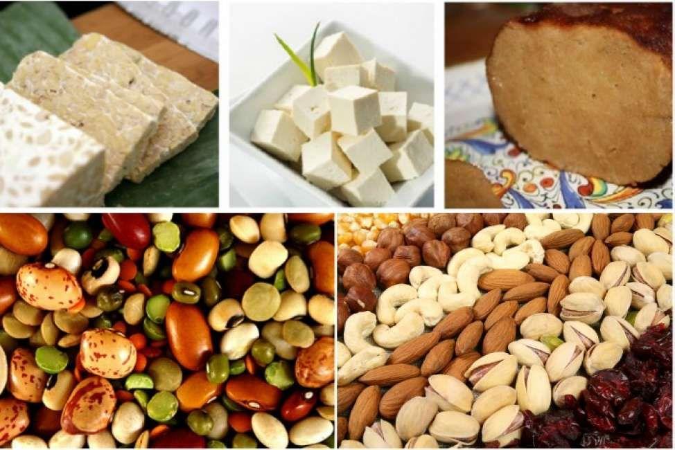 ecco la guida ragionata alle proteine ''alternative'' per chi ha scelto di non mangiare carne - Cronache