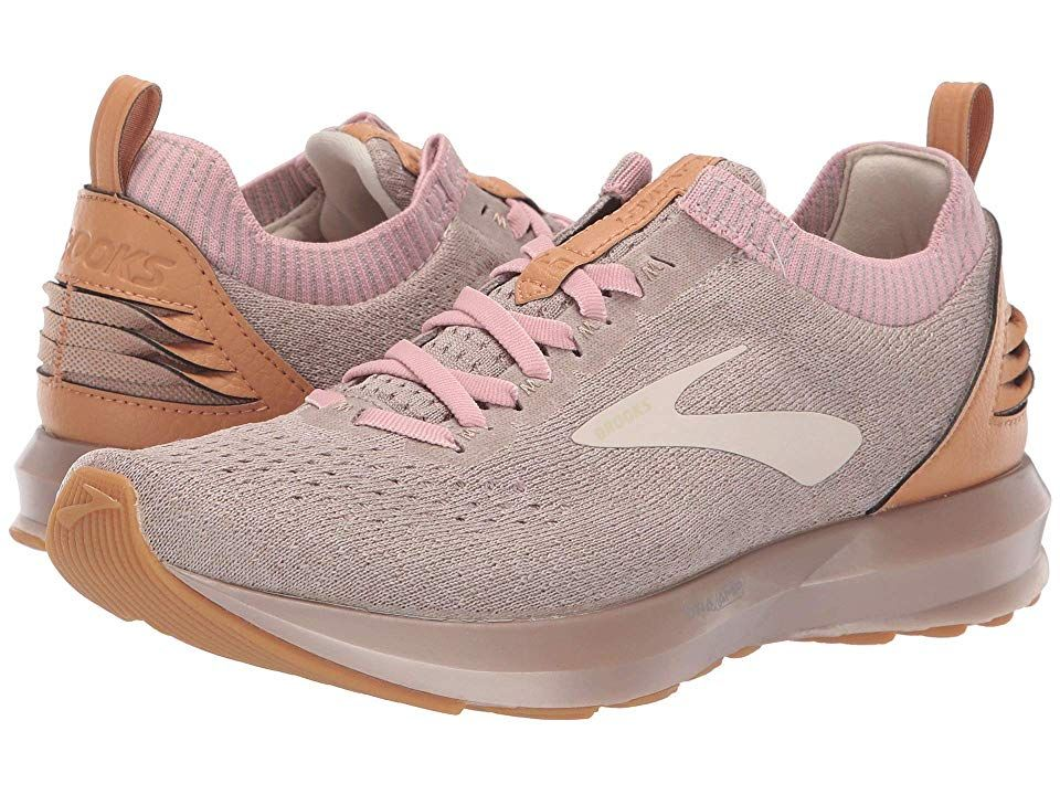 Brooks Levitate 2 (Tan/Bown/Pink) Women's Running Shoes