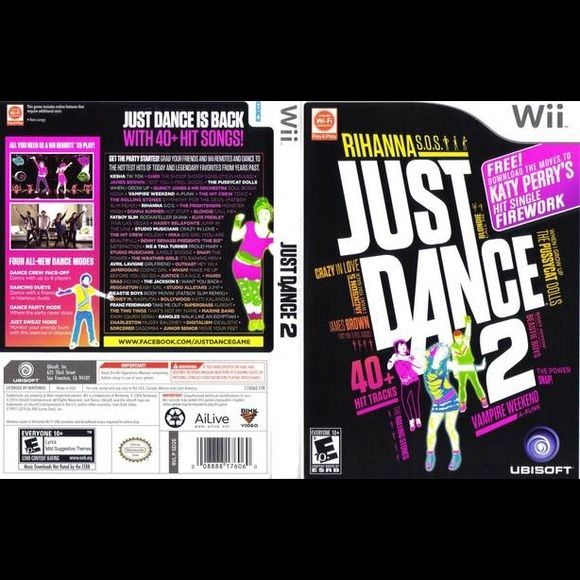 Just Dance 2 for Wii Like new condition. Just dance 2 for the original wii. Ask for dither details if interested. Thanks Wii Other