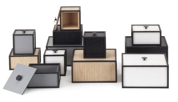 Interiors Originals Caixes Apilades By Lassen Box Aufbewahrungsbox