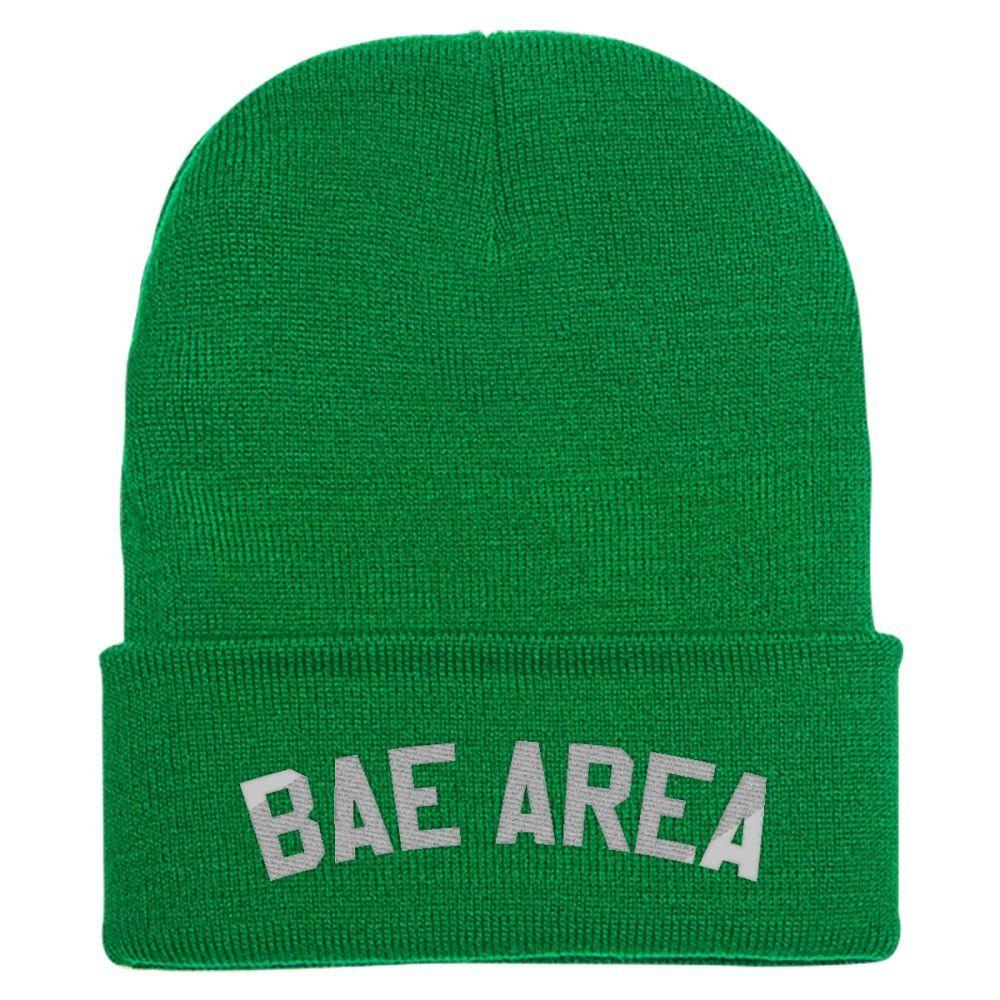 Bae Area Knit Cap