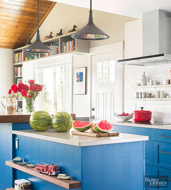 Decorating Above Kitchen Cabinet Design: Ideas For Decorating Above Kitchen Cabinets