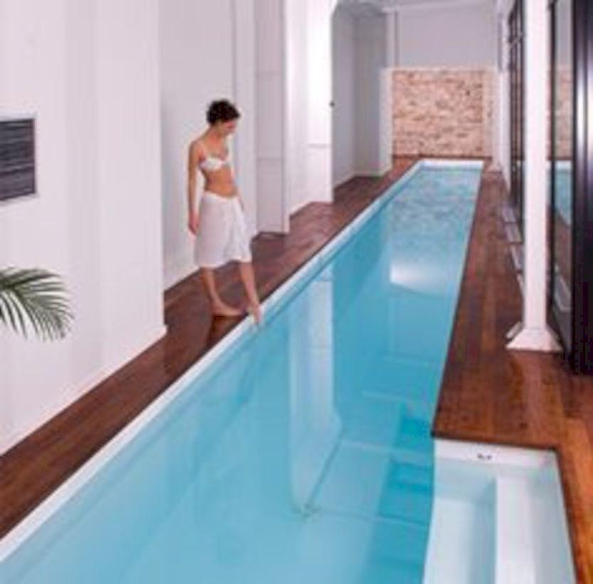 46 Mini Swimming Pool Ideas For Indoor Em 2020 Jardins Para