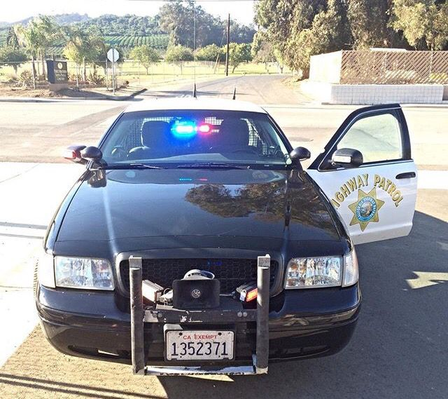 California highway patrol crown victory   California highway