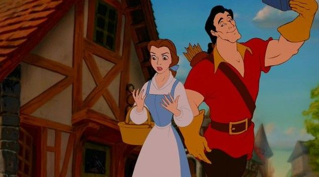 Beauty And The Beast Cartoon Gaston Google Search Gaston Beauty And The Beast Disney Beauty And The Beast Beauty And The Beast