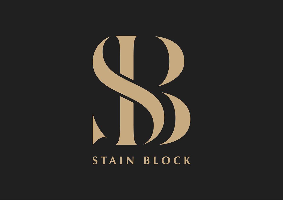 Stain Block – Visual Identity on Behance