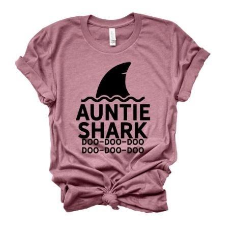 Auntie Shark Doo Doo Doo Doo Doo Doo