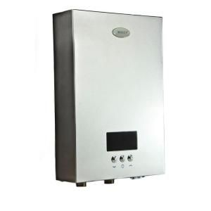 Marey 220 Volt Self Modulating 18 Kw 4 Gpm Multiple Points Of Use Tankless Electric Water Heater Eco180 The Home Depot