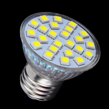 2017 E27/GU10/MR16 LED Spotlight 24SMD5050 110V White