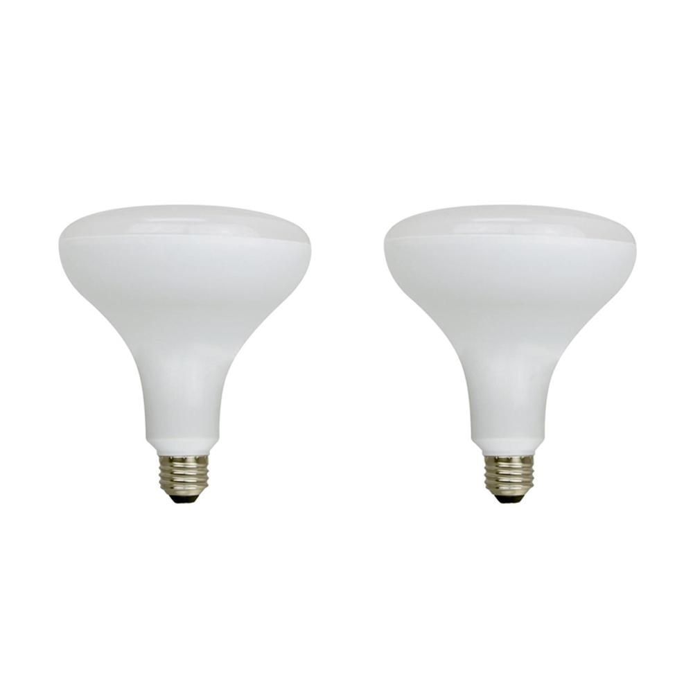 Ecosmart 85 Watt Equivalent Br40 Dimmable Energy Star Led Light
