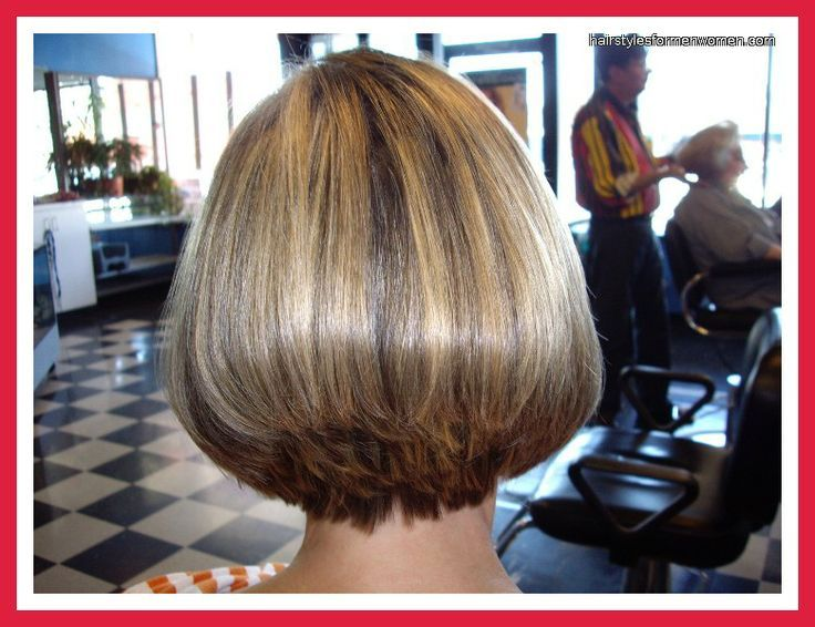 Short Stacked Hairstyles With Bangs Hair Pinterest Short Stacked Hair Hair Styles Stacked Hairstyles