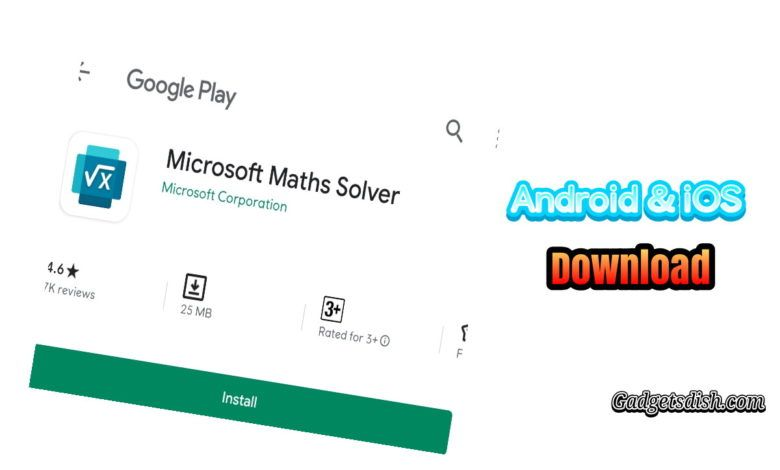 Download Microsoft Math Solver App for Android & iOS with