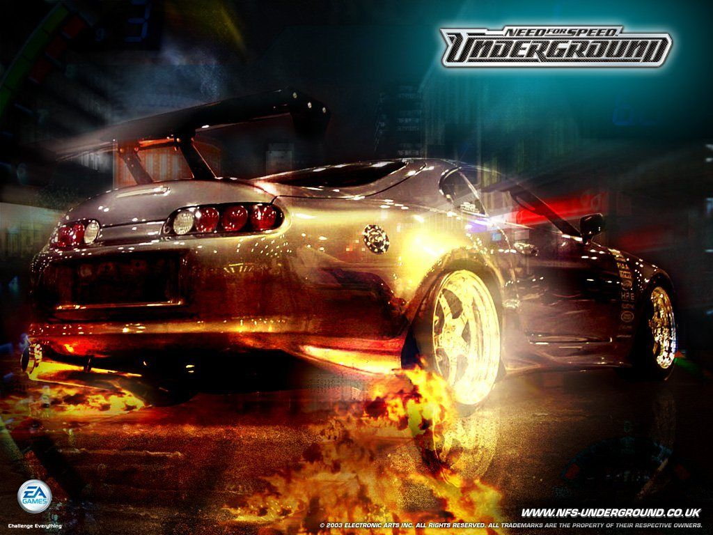 Burn Car Wallpaper 1024x768 With Images Need For Speed Car