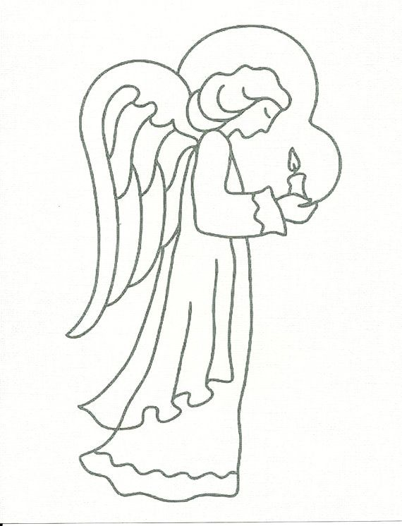 Angels Angel Symbolic Image Printed In Your Choice Of 11 Colors Or On A Vintage Book Page 6 00 Anaokulu