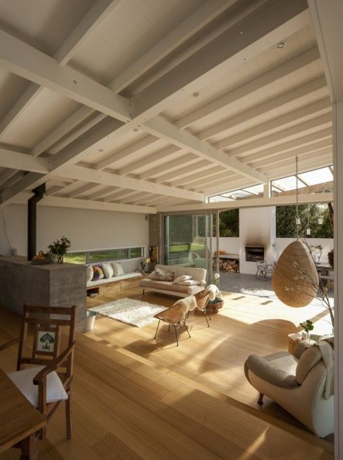 Brick Bay House – Snells Beach, New Zealand by Glamuzina Paterson Architects
