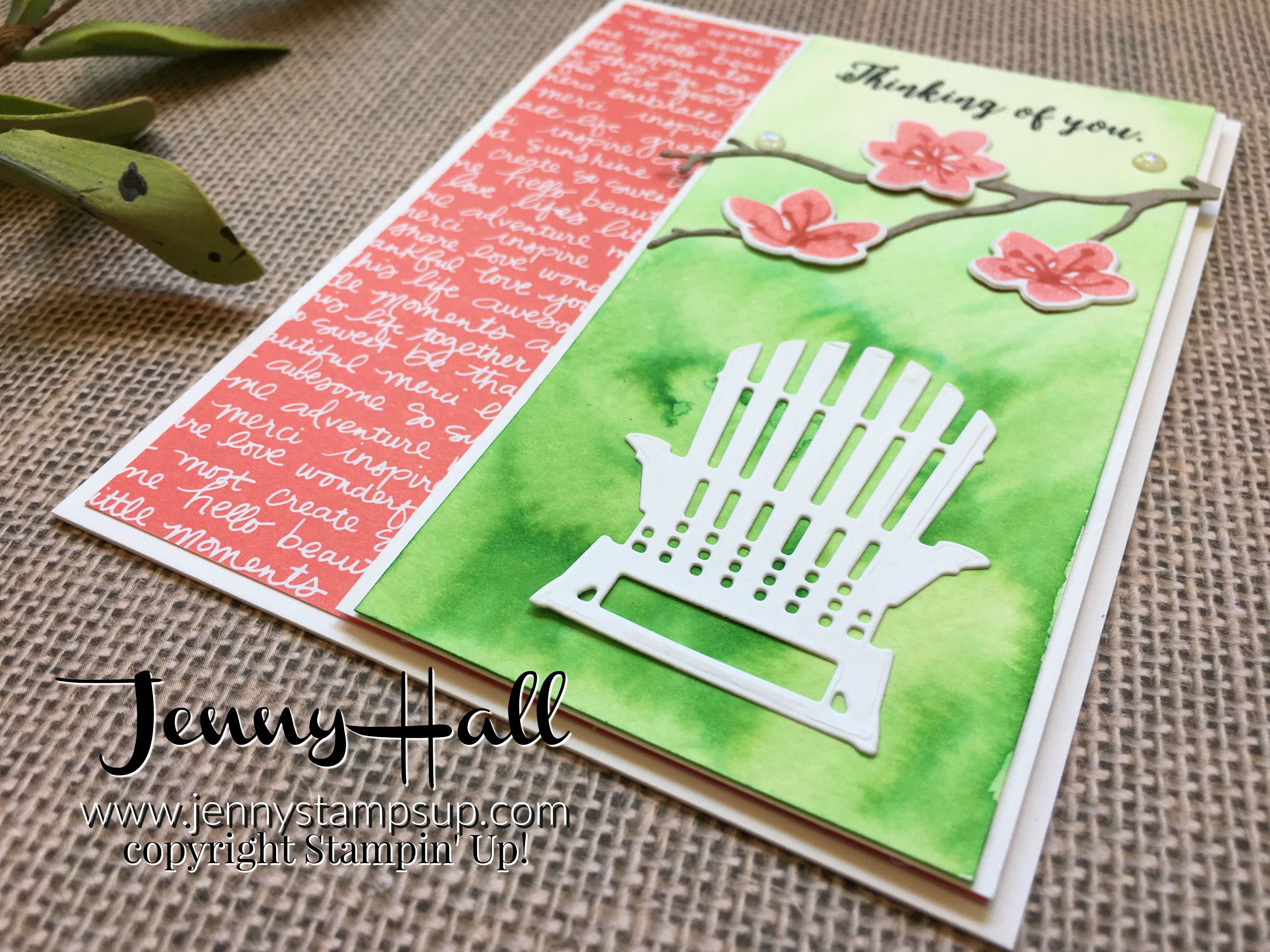 I am creating a watercolor wash background for my card today with i am creating a watercolor wash background for my card today with colorful seasons this kristyandbryce Gallery