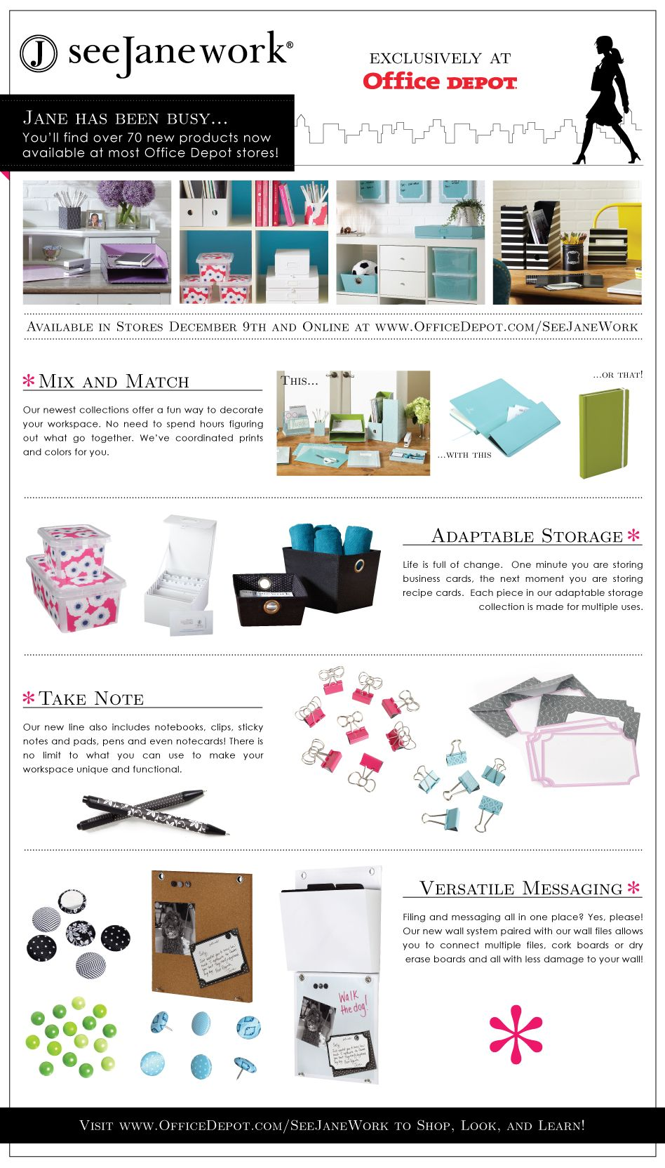 Seejanework: Office Supplies- See Jane Work