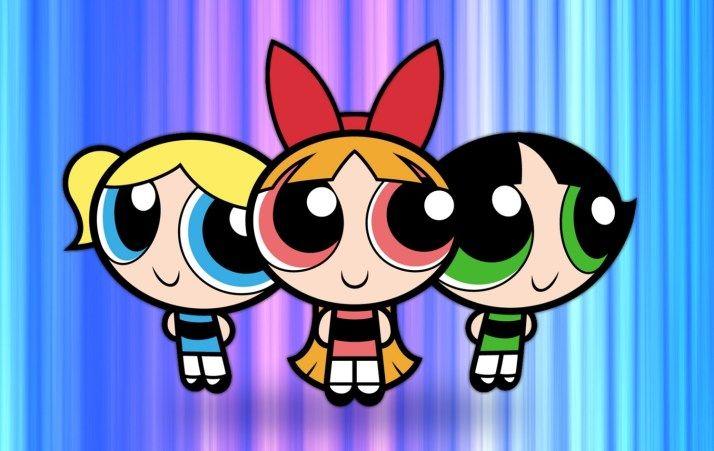 As Meninas Super Poderosas The Powerpuff Girls Meninas Super